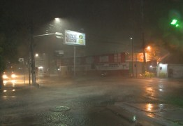 Instituto Nacional de Meteorologia emite novo alerta de chuvas fortes para 64 municípios paraibanos