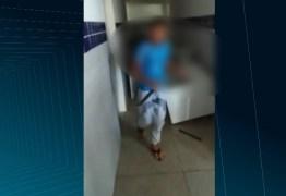 Aluno é detido suspeito de ameaçar diretora de escola com facão