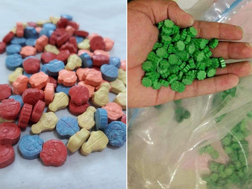 drogas - 9 PRESOS: PF faz operação contra quadrilha que trafica drogas pelo WhatsApp em 5 estados