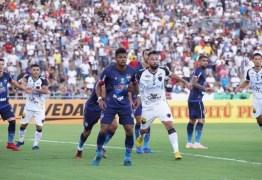COPA DO NORDESTE: Botafogo-PB vence o Fortaleza com gol no finalzinho