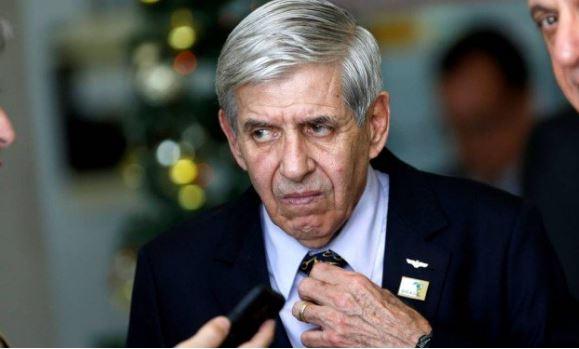heleno - Heleno diz que não se referiu a intervenção militar em ameaça sobre apreensão do celular de Bolsonaro