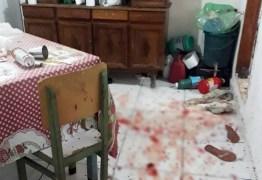FEMINICÍDIO: Homem fere esposa e mata sogra a facadas no Agreste paraibano
