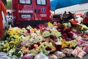 homenagem 300x200 - Agentes fazem homenagem às vítimas da barragem de Brumadinho durante celebração religiosa