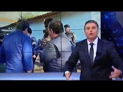 hqdefault - Equipe da Band recebe voz de prisão em Brumadinho