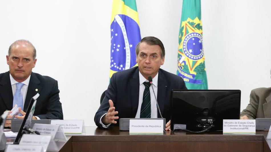jair bolsonaro 9 - 'LAVA-JATO DA EDUCAÇÃO': Bolsonaro aciona PF, CGU, MEC e Ministério da Justiça para investigar aplicação de recursos públicos