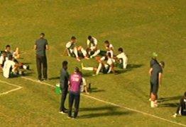 Duelo entre Atlético de Cajazeiras e Nacional de Patos é adiado para a segunda-feira