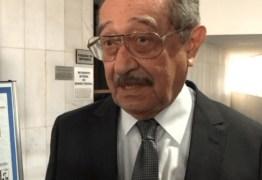 """""""Momento de recuperar a confiança popular nos homens públicos', afirma José Maranhão após eleição de Davi Alcolumbre"""