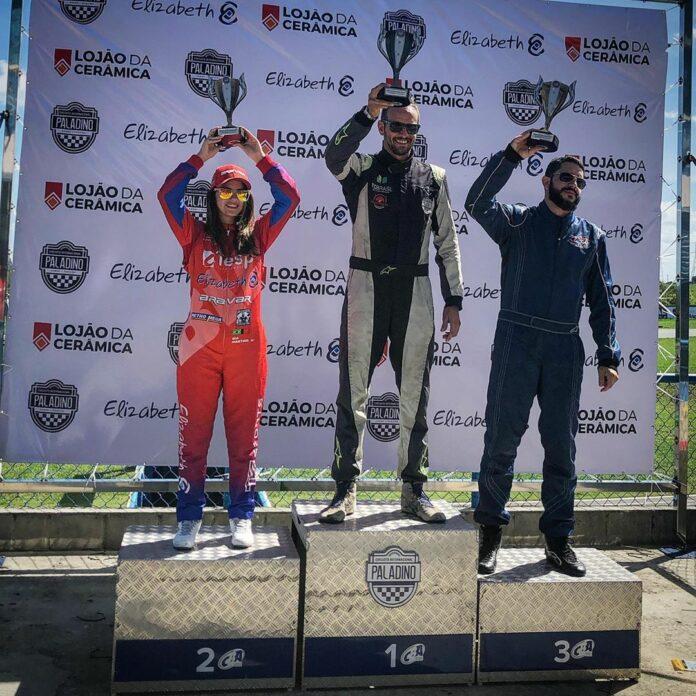 julio1 696x696 - Campeão de esportes radicais vence primeira etapa do Paraibano de Kart