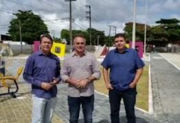 Luciano Cartaxo anuncia a entrega de mais 14 novas praças em JP nos próximos 6 meses