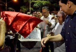 Luciano Cartaxo entrega nova praça no Geisel e oferece mais um espaço público de lazer e convivência para a população