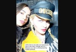 Saiba qual a música que Anitta gravou com Madonna