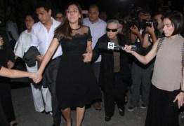VEJA VÍDEO: Mãe de Boechat se emociona ao falar sobre o jornalista