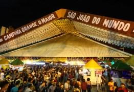"""CORONAVÍRUS: Romero Rodrigues decide adiar realização do """"Maior São João do Mundo"""""""
