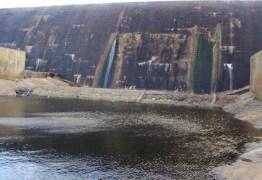 MEDIDA PREVENTIVA: Ministério Público do TCE pede fiscalização na barragem da Farinha em Patos