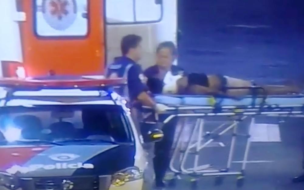 mulher agredida ribeirão preto - VIOLÊNCIA: Mulher sofre traumatismo craniano após ser espancada por 2 homens