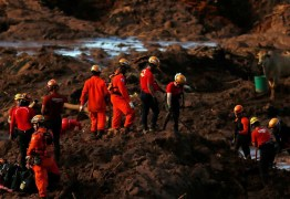 BRUMADINHO: Bombeiros localizam mais dois corpos em barragem