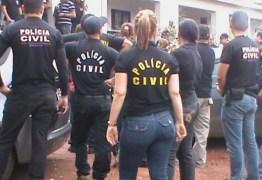 Polícias paraibanas prendem assaltante procurado em Pernambuco e Rio Grande do Norte