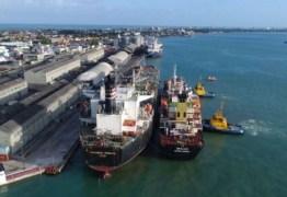 NAVIOS DE CRUZEIRO EM CABEDELO: primeiros passageiros devem desembarcar em abril