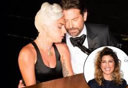 Ex-esposa de Bradley Cooper comenta química do ator com Gaga