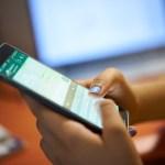 whatsapp celular - Ministério da Saúde alerta sobre golpes ligados à vacinação contra covid-19
