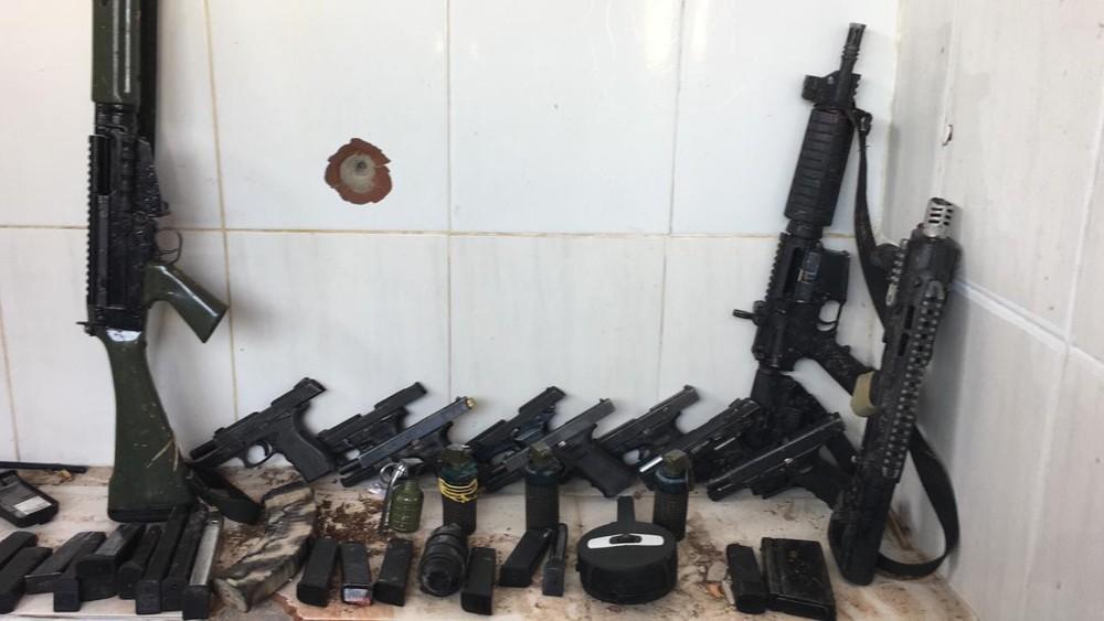 whatsapp image 2019 02 08 at 11.44.18 - DISPUTA ENTRE TRAFICANTES: Tiroteio em comunidade deixa 13 mortos, diz polícia