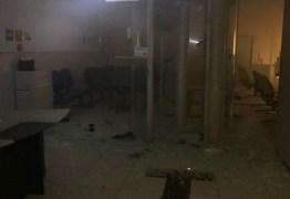 BANG BANG NORDESTINO: bandidos armados explodem agência bancária e trocam tiros com polícia em cidade do Sertão