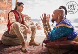 Will Smith aparece como o Gênio da Lâmpada de 'Aladdin' em novo trailer do filme – VEJA VÍDEO