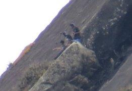 ACIDENTE: Quatro jovens ficam presos e um morre ao subirem a Pedra do Imperador, em Nova Friburgo