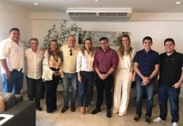 ENCONTRINHO: Daniella Ribeiro reúne deputados de oposição em João Pessoa
