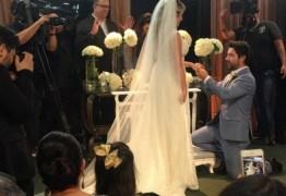Leonardo não vai ao casamento da filha com Sandro Pedroso