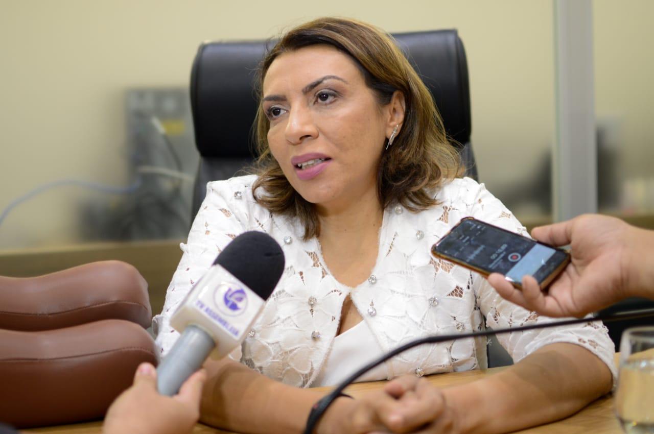 1b357f0d 0e3d 49f9 85d2 ac5b582224cb - Deputada Cida Ramos participa de reunião ordinária da Comissão de Direitos Humanos e Minorias