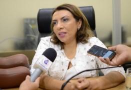 Deputada Cida Ramos participa de reunião ordinária da Comissão de Direitos Humanos e Minorias