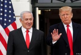 'DIA HISTÓRICO': Trump reconhece soberania de Israel sobre Colinas de Golã