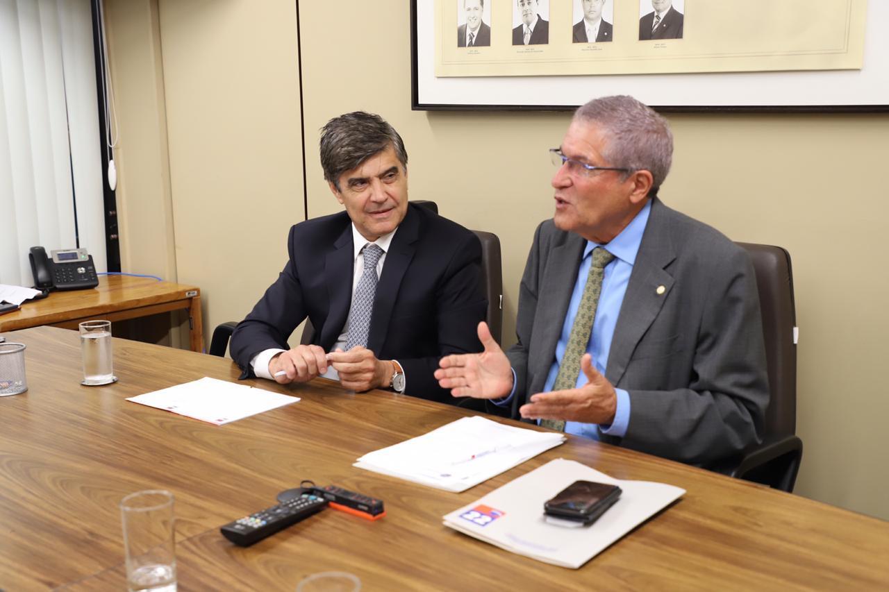 WELLIGTON ROBERTO ASSUME LIDERANÇA DO PR: 'o partido não está na base do governo Bolsonaro'