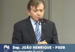 Deputado João Henrique aponta falta de transparência na MP que pede a fusão da Emepa, Emater e Interpa – VEJA VÍDEO
