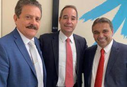 Tião Gomes se reúne com cúpula nacional do Avante para planejar eleições 2020