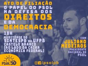 679a44b3 3ab9 4e2c b78c 6436b2236347 300x225 - Presidente Nacional do PSOL participa de ato de filiação partidária na UFPB