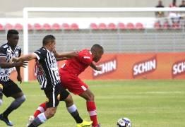 Botafogo-PB empata com CRB-AL e termina como vice-líder da 1ª fase