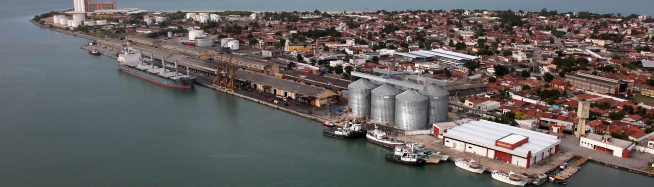 Cabedelo1 - Bolsonaro anuncia leilão de 10 áreas portuárias; porto de Cabedelo está na lista