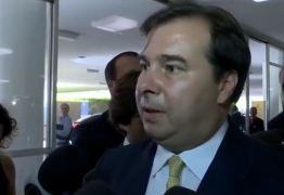 'O monopólio da segurança pública é do estado, não é responsabilidade do cidadão', diz Rodrigo Maia  – VEJA VÍDEO