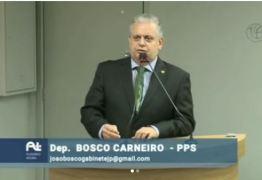 João Bosco pede revitalização na infraestrutura de escolas da cidade de Alagoa Grande – VEJA VÍDEO