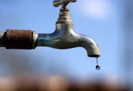 Falta água em quatro bairros de João Pessoa nesta terça-feira; confira