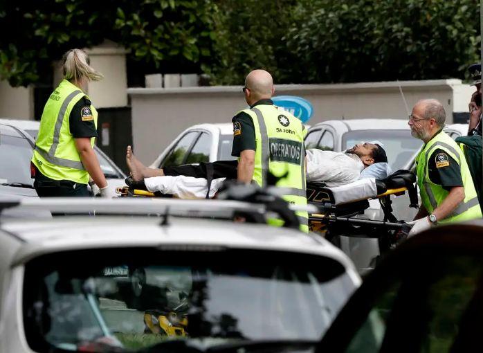 Capturar1 - Ataques a 2 mesquitas transmitidos pelo Facebook matam 49 na Nova Zelândia
