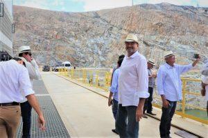 Deputado estadual Jeová Campos foi quem sugeriu a visita técnica 300x200 - Deputados constatam que as águas da Transposição pelo Eixo Norte só chegarão à Paraíba em meados de 2020