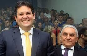 Dinaldinho e Bonifacio 1 - Dinaldinho deu calote até em artistas religiosos e Bonifácio se nega a pagar dívidas - Por Vanderlan Farias