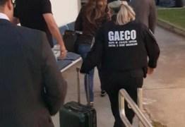 OPERAÇÃO CALVÁRIO: Secretária de Administração da PB, Livânia Farias, é presa em aeroporto de João Pessoa