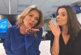 APOSENTOU O 'PASSINHO': Após 30 anos, Edilane Araújo se despede da bancada e Larissa Pereira estreia segunda-feira no JPB2, da TV Cabo Branco; VEJA VÍDEO