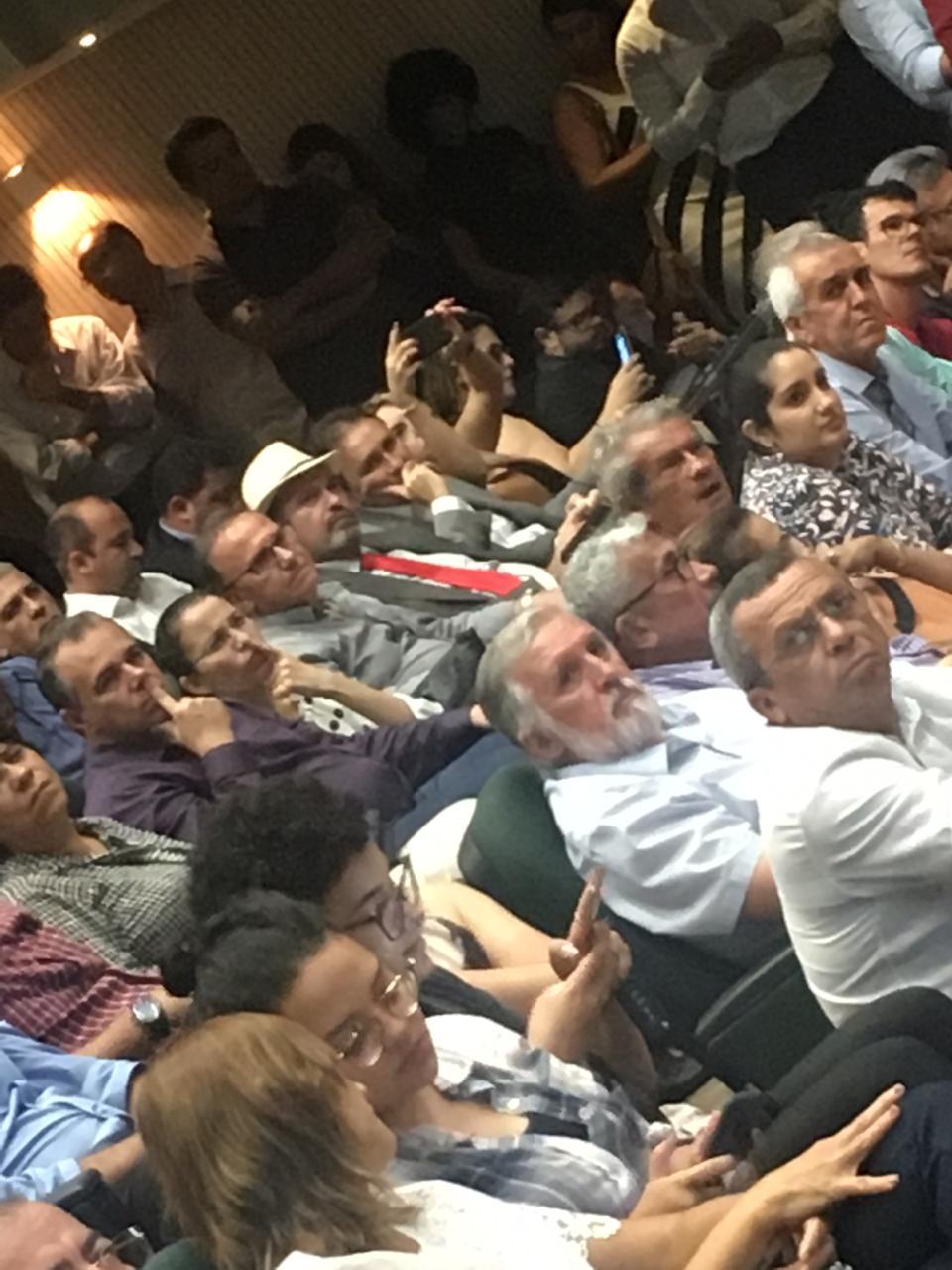 O deputado estadual Jeová Campos participou do lançamento - COM A PRESENÇA DE RICARDO COUTINHO: Jeová diz que recursos do projeto Paraíba Sustentável precisamser direcionados aos agricultores do semiárido e sertão