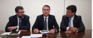 PRESIDENTE BOLSONARO 300x123 - VISITA AOS EUA: Bolsonaro quer parceria com americanos para lançamento de satélites e foguetes na base de Alcântara, no MA; VEJA VÍDEO