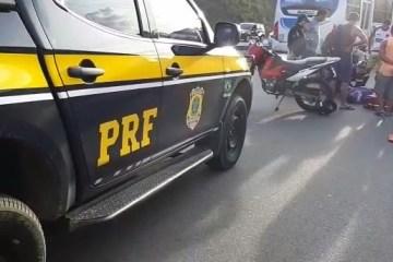 PRF inicia Operação Carnaval nesta sexta-feira (21) nas rodovias federais